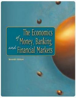 标题:货币金融学  出版社: 中国人民大学出版社  作者:米什金